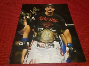 FRANK MIR SIGNED AUTO AUTOGRAPHED 8X10 FORMER HEAVYWEIGHT CHAMPION