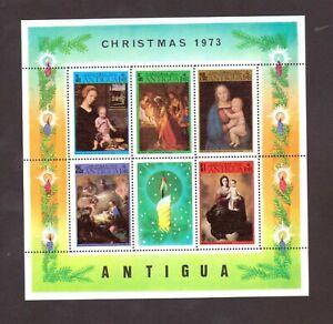 Antigua Souvenir Sheet  # 320a Mint Never Hinged (1973)