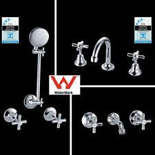 WELS Jass Tap Sets Package Shower / Bath / Basin Set ON SALE WaterMark Chrome