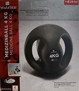 4KG Slamball Medizinball Medizin Gewichtsball Fitnessball Trainingsball Sport