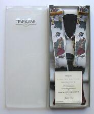 "Vintage Trafalgar Suspenders Limited Edition ""Geisha Song"" #89 of 1000 LN"