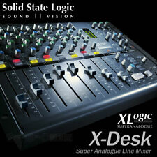 SSL X-Desk Super Analogue Line Mixer JAPAN beautiful rare EMS F/S*