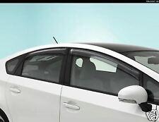 Genuine Toyota Prius 2009-14 Wind Deflectors (Full Set)