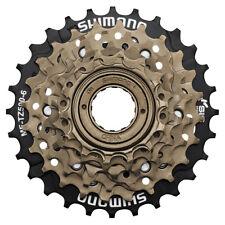 Shimano Mftz5006428 Corona bicicletta Unisex – adulto Grigio 14/28 (y6x)