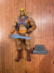 He-Man Filmation 2.0 (Complete) MOTU Classics Figure Masters of the Universe
