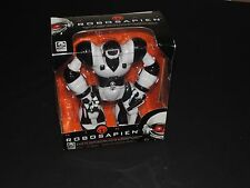 Space Robot toy Mini Robosapien Robotics Black Robot MIB wow wee free shipping