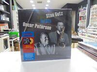 Stan Getz Meets Oscar Peterson LP Europa 2020 Limitierte Colored Edition 180GR
