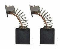 2x Carbon Brushes - Use on Ryobi Grinder (Size - 6.5 X 16 X 17/16)