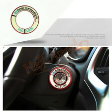 Car Accessories Luminous Ignition Switch Cover Ring Sticker For Honda CIVIC CRV
