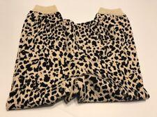 Girls Fleece Pants Size 3T Print