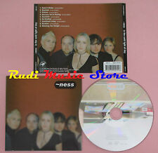 CD NESS In the cold light of day 2003 eu DEAD FROG LMP 011 (Xs8)no lp mc dvd vhs