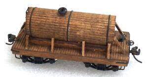 HOn3 - small Wood Tank Car