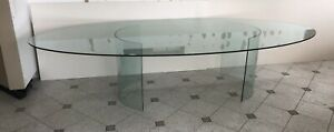 Glass Table For Office Boardroom Or Dining