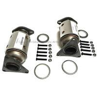2002-2009 LEXUS SC430 4.3L Direct Fit Catalytic Converters 2 PIECES