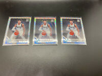 2019-20 Donruss Optic Isaiah Roby Rated Rookie Fanatics Silver Wave Lot