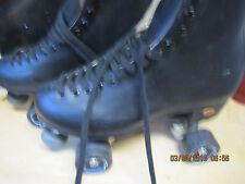 Men Riedell sz 9, Women az 10 Roller Skates Heel to toe 10 1/2 in
