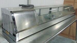 Refrigerated Sushi Case-Turbo Air SAK-70L