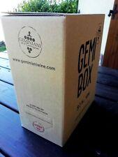 - Senza solfiti aggiunti - Vino Rosso Marche IGT 2019 Bag in Box 5 L. Geminiani