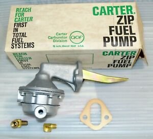 FUEL PUMP CHRYSLER IMPERIAL 1955 PLYMOUTH 1955 1956 239 260 270 DODGE 1955 1956
