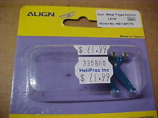 """ALIGN HELICOPTER PART - HS1148T-72 = METAL """"T"""" TYPE CONTROL LEVER :TREX 450(NEW)"""