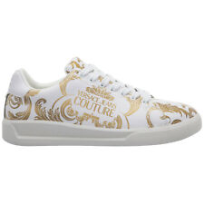 Versace Jeans Couture sneakers men brad EE0YZBSH4-E71778_EMCI leather shoes