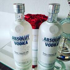 RARE! Absolut Vodka  NEU 750 ml