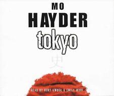 Mo Hayder - TOKYO - 5 CD Audio Book,  6 Hours