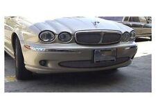 Jaguar X-Type Lower Bottom Bumper Mesh Grille 02-2007 Bright stainless or black