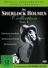 DVD - DIE SHERLOCK HOLMES COLLECTION MIT BASIL RATHBONE - TEIL 2 - NEU - OVP