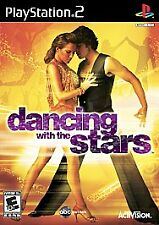 Dancing With the Stars (Sony PlayStation 2, 2007) w/ Manual
