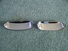 Jaguar XK8 & XKR Chrome Door Handle Trim