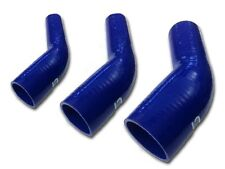 Manicotto Tubo RIDUZIONE Curva 90 Gradi 90° 45-35mm Raccordo Silicone Siliconico