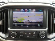 2016-2018 FACTORY OEM CHEVROLET MYLINK® IO6 2.5 HMI GPS NAVIGATION RADIO UPGRADE