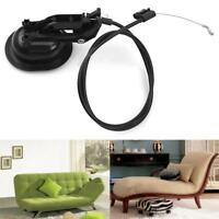 Sofa Handle Cable Replacement Metal Recliner Couch Chair Pull Release Lever #M