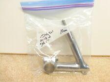 """Vintage Cinelli """"Mod. 2"""" Steel Track Stem - Early 1970's -10 cm -""""NOS"""""""