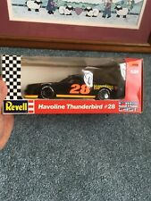 1992 Davey Allison #28 Revell 1/24 Ford Thunderbird Havoline NASCAR Race Car