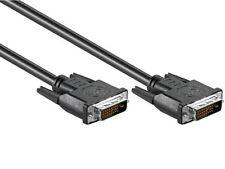 1,8m DVI Kabel | DVI-D 24+1 High Speed | 3D Full HD 1080p max 2560×1600 NEU