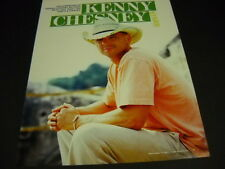 KENNY CHESNEY superstar of power country... 2007 Promo Poster Ad mint condition