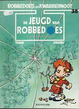 Robbedoes en Kwabbernoot. De jeugd van Robbedoes en andere onthullingen.