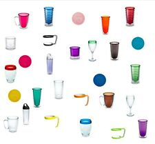 Tervis Products (Tumblers, Mugs, Wine Glasses, Water Bottles, Handles & Lids)