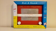 Classic Etch A Sketch Magic Screen Brsnd New