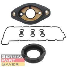 Camshaft Adjuster Eccentric Shaft Seal w/ Valve Cover Gasket for N52 11127552280