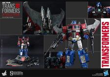 Hot Toys 1/6 TRANSFORMERS G1 Optimus Prime Starscream - Sideshow TF001