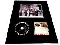 The Who Framed 16x20 Greatest Hits CD & Photo Display