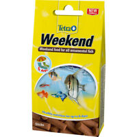 Tetra Weekend Fish Food Sticks 6 Days Aquarium Tank