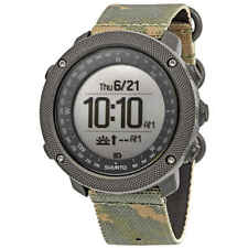 Suunto Traverse Alpha Woodland Men's Fishing and Hunting Watch SS023445000