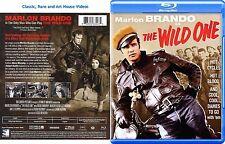 The Wild One ~ New Blu-ray 2015 ~ Marlon Brando, Lee Marvin (1953)