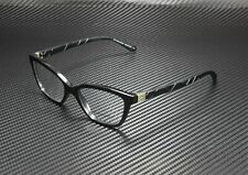 BURBERRY BE2221 3001 Black Demo Lens 51 mm Women's Eyeglasses