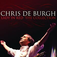 CHRIS DE BURGH: LADY IN RED (GREATEST HITS) COLLECTION CD THE VERY BEST OF / NEW