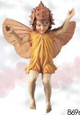 Retired Cicely Mary Barker Beechnut Flower Garden Fairy Ornament NIB!